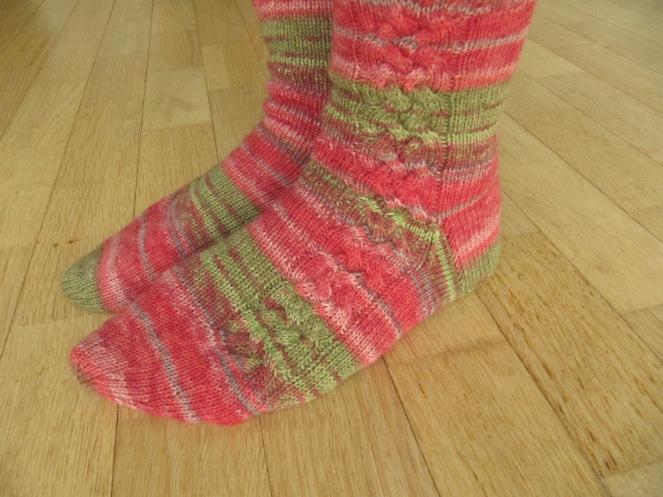 Socken Fallreep